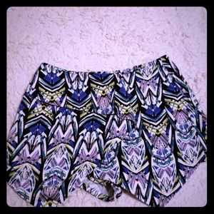 Very J Size M skirt (shorts underneath)